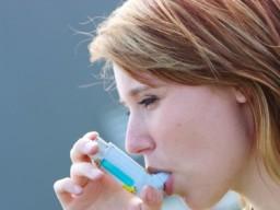 Inhalationsgerät für Asthmatiker