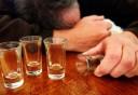 Abhängig vom Alkohol